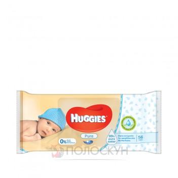 Вологі серветки для дітей Huggies