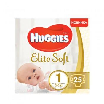 Підгузки N1 Elite Soft 3-5 кг Huggies