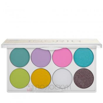 Палетка тіней Candy Boom Mint Spice 8 кольорів Ingrid
