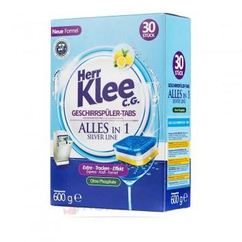 Таблетки для посудомийних машин Klee