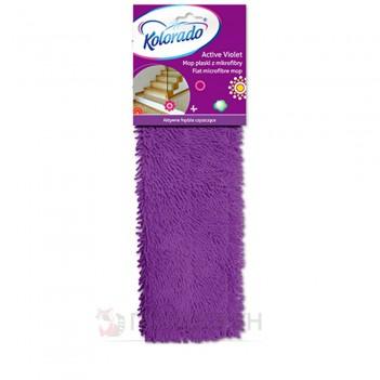 Насадка плоска для мопа Strong Violet Kolorado