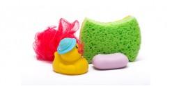 Дитячі банні губки