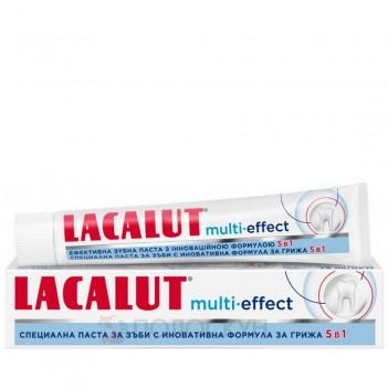 Зубна паста Мультиефект Lacalut