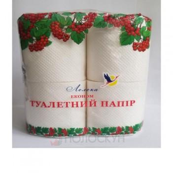Туалетний папір Економ Лелека