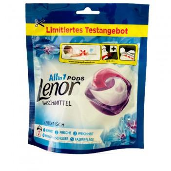Гелеві капсули для прання Lenor