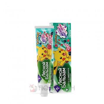 Дитяча зубна паста Лєсной Бальзам