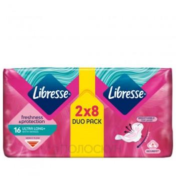 Гігієнічні прокладки Ultra Soft Libresse