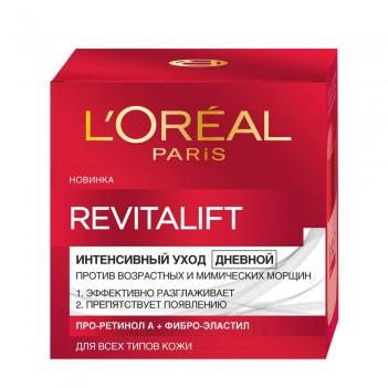 Крем Revitalift Денний ліфтинг-догляд LOreal