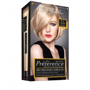 Фарба для волосся Recital Preference №9 Світло-русявий LOreal