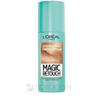 Спрей для зафарбовування відрослого коріння Magic Retouch LOreal