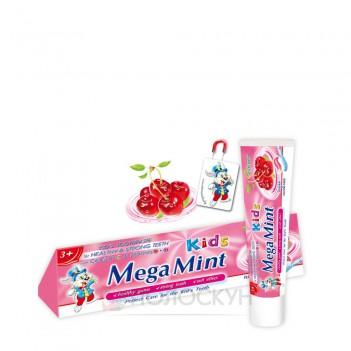 Зубна паста для дітей Вишня MegaMint