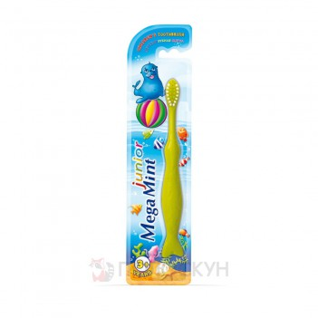 Зубна щітка для дтіей MegaMint
