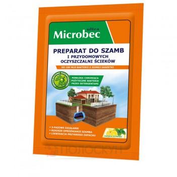 Засіб для септиків та вигрібних ям Microbec