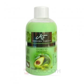 Рідке мило Олива і авокадо Modern Family
