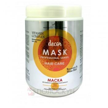 Маска для волосся Decor Vitamin Complex з вітамінним комплексом Modern Family