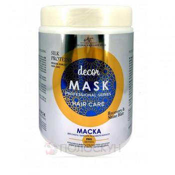 Маска для волосся Decor Silk Protein з протеїнами шовку Modern Family