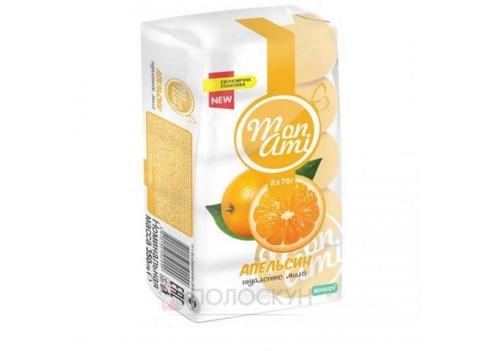 Мило туалетне Апельсин Mon Ami