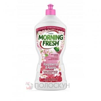 Засіб для миття посуду Малина Morning Fresh