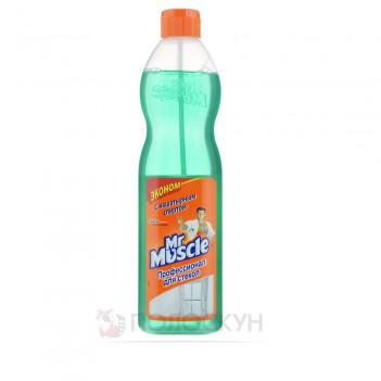 Засіб для миття скла (запаска) Mr. Muscle