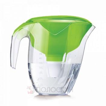 Фільтр-кувшин Nemo зелений Наша вода