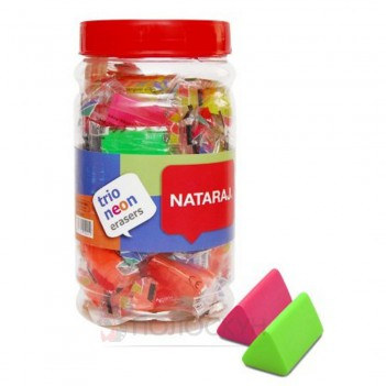 Гумка канцелярська Neon Nataraj