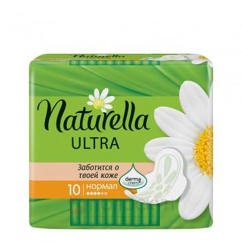 Гігієнічні прокладки Ultra Normal Ромашка Naturella