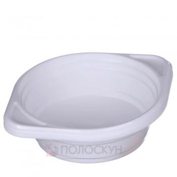 Одноразова тарілка супна 500мл