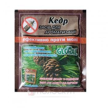 Таблетки від молі ароматизовані Кедр