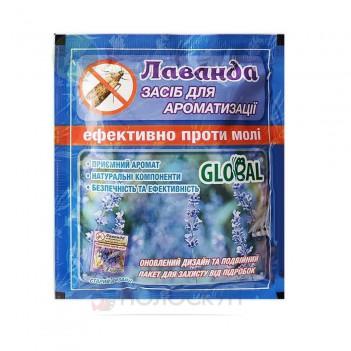 Таблетки від молі ароматизовані Лаванда
