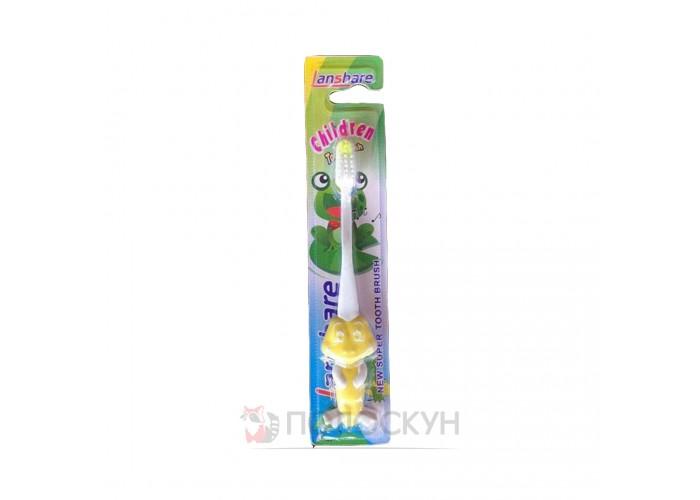 Дитяча зубна щітка Жабка