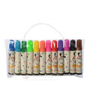 Фломастери-сумочка 12 кольорів