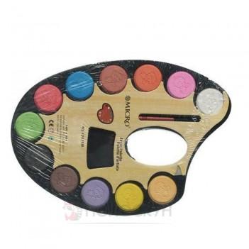 Фарби акварель суха 12 кольорів