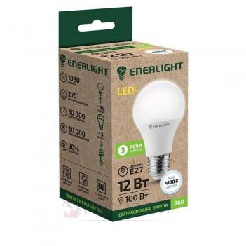 Лампочка світлодіодна Enerlight A60 12Вт 4100K