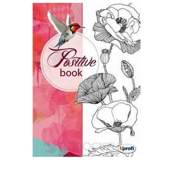 Щоденник жіночий Positive book Англійська