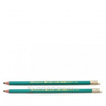 Простий олівець з гумкою Conte