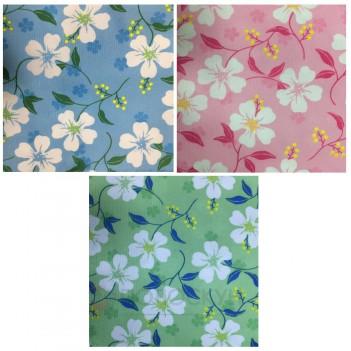 Кухонний рушник мікрофібра квіти Мікс РК-337