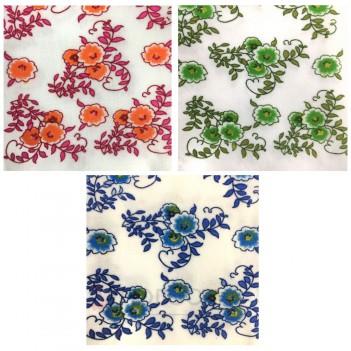 Кухонний рушник мікрофібра В'юнкі квіти РК-449