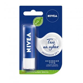 Бальзам для губ Базовий догляд Nivea