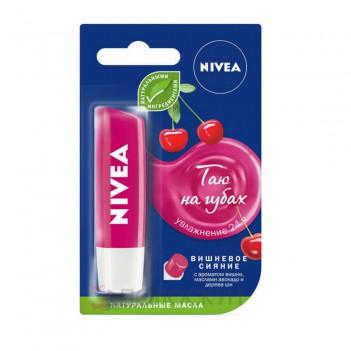 Бальзам для губ Вишня Nivea
