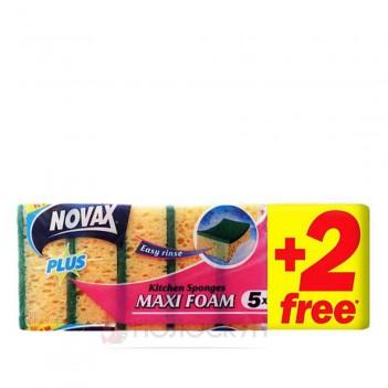 Губка кухонна Maxi foam Novax