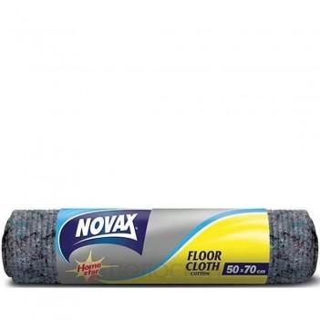 Ганчірка для підлоги 50х70 Novax