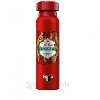 Чоловічий дезодорант Bearglove Old Spice