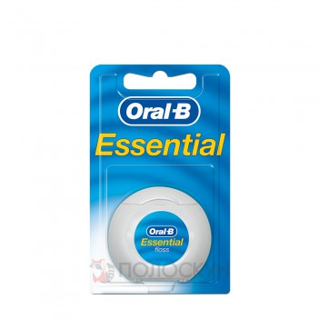 Зубна нитка Essential Floss Oral-B