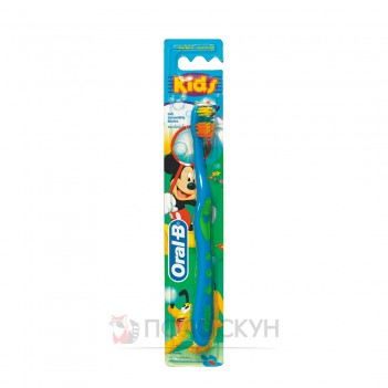 Дитяча зубна щітка Kids Oral-B