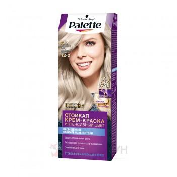 Фарба для волосся A12 (12-2) Платиновий блонд  Palette