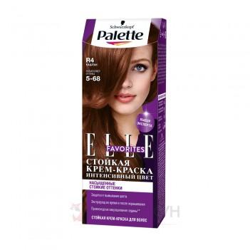 Фарба для волосся R4 (5-68) Каштан Palette