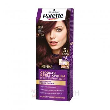 Фарба для волосся RF3 (4-88) Червоний гранат Palette