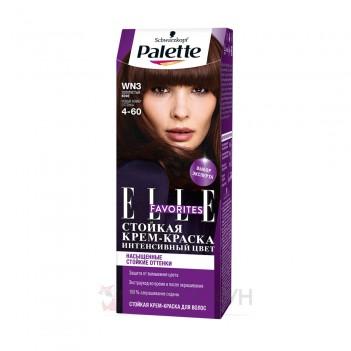 Фарба для волосся WN3 (4-60) Золотиста кава Palette