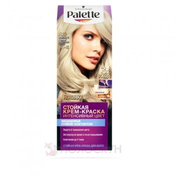 Фарба для волосся A10 Перлинний блондин Palette