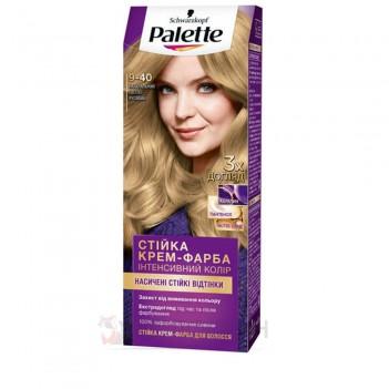 Фапба для волосся  №9-40 Натуральний світло-русий Palette
